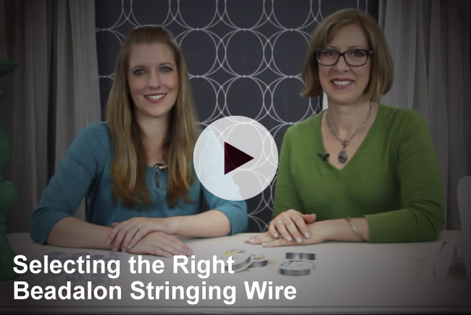 Video: Selecting the Right Beadalon Wire